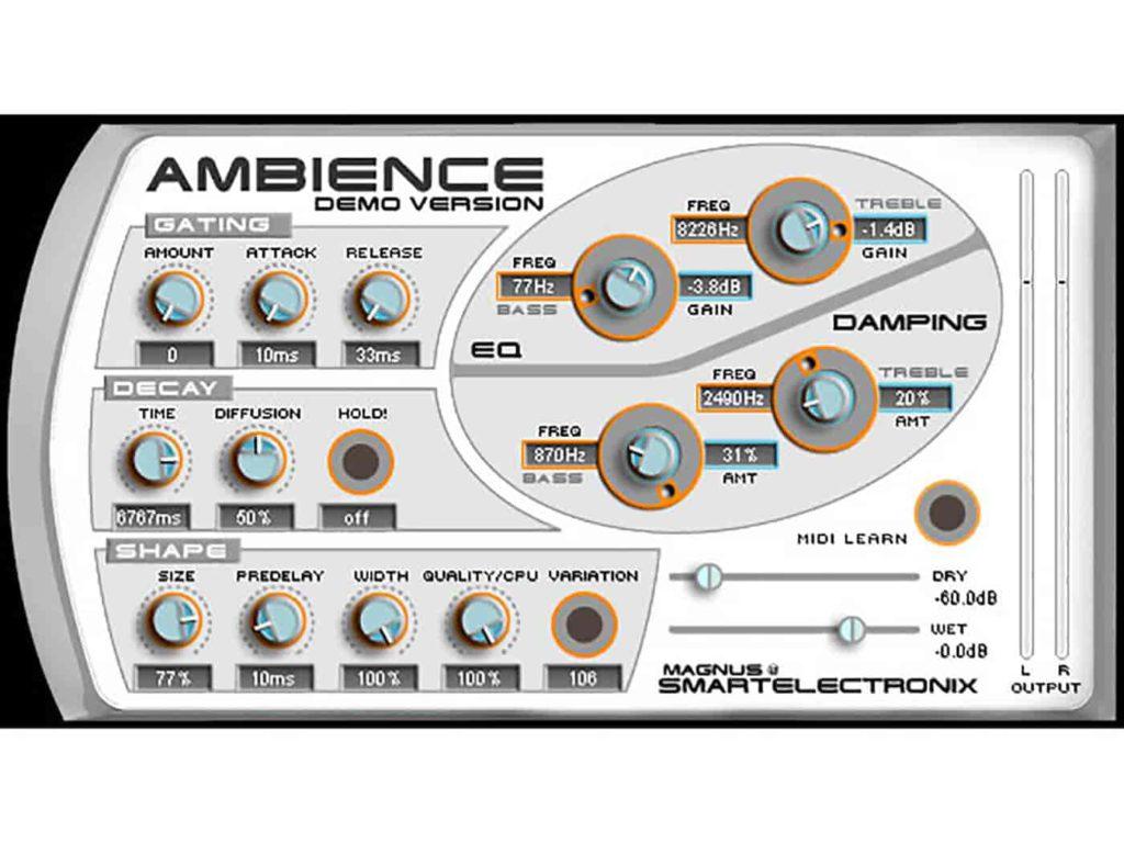 ambience-plugin