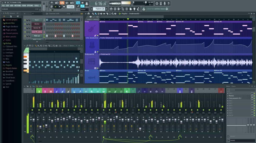 fl-studio-interface
